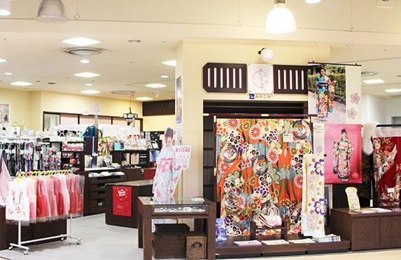 kimonoきはるみやこやコムファースト店