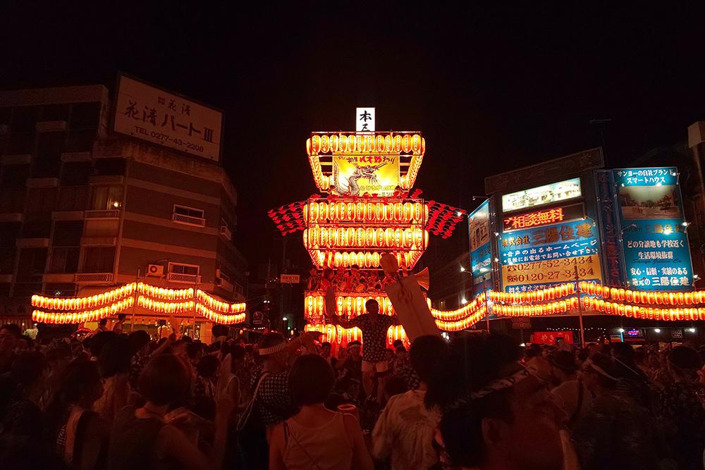 桐生市の文化